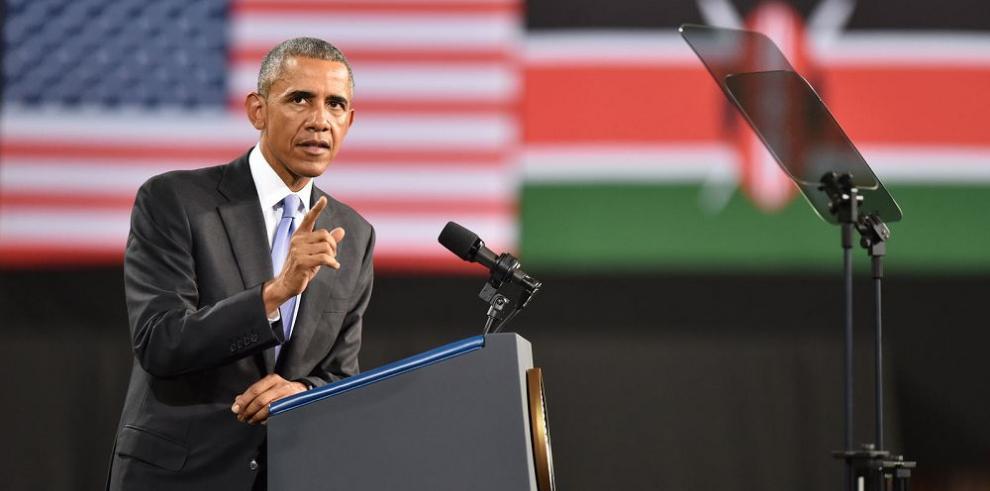 EE.UU. dará más apoyo financiero a África