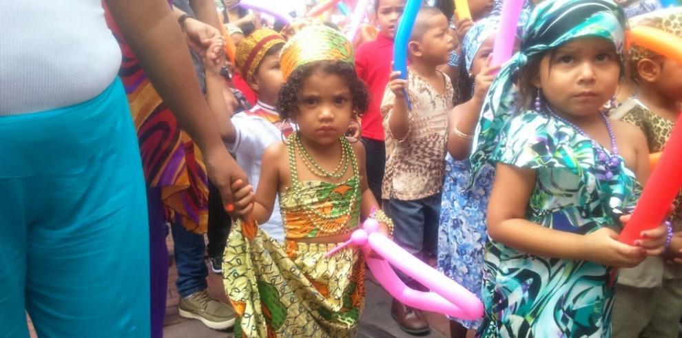 Panameños celebran mes de la Etnia Negra