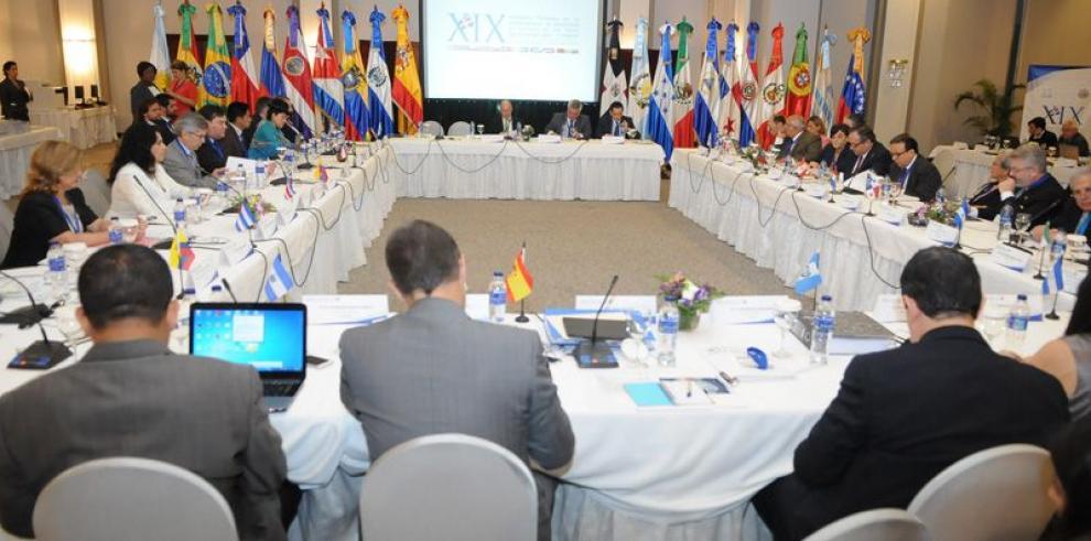 Panamá sede de reunión preparatoria Asamblea de Ministros de Justicia