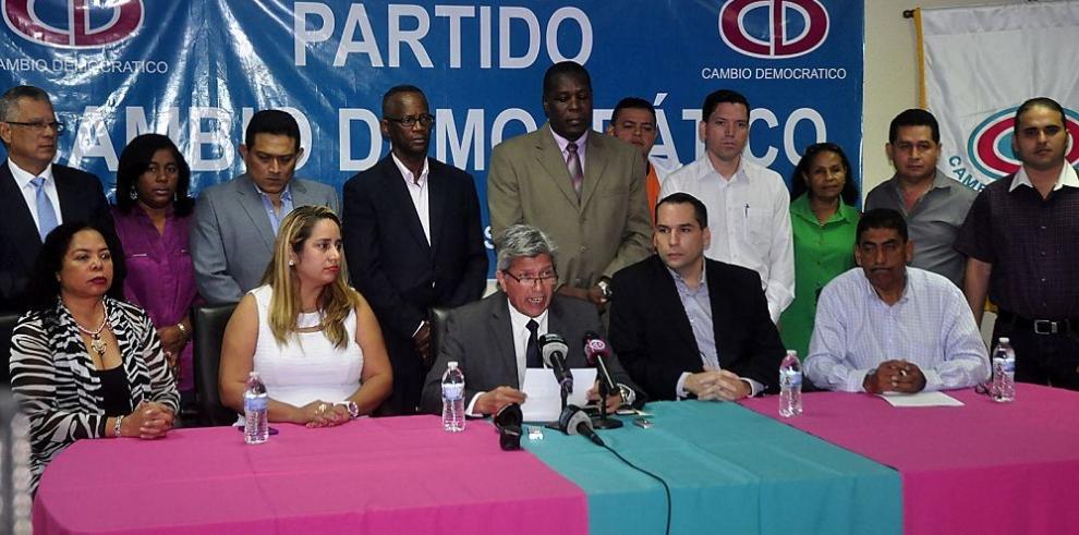 CD reclama a Varela atender al sector privado