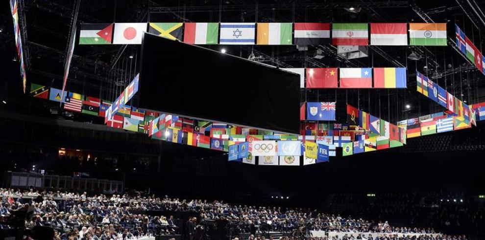 Congreso de la FIFA recibe amenaza de bomba