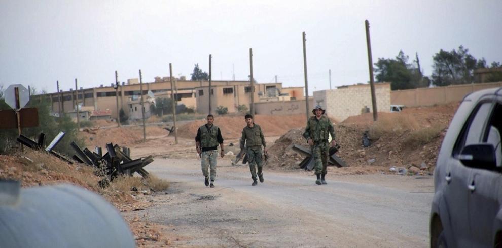 El Ejército sirio asegura que ha matado a 156 terroristas