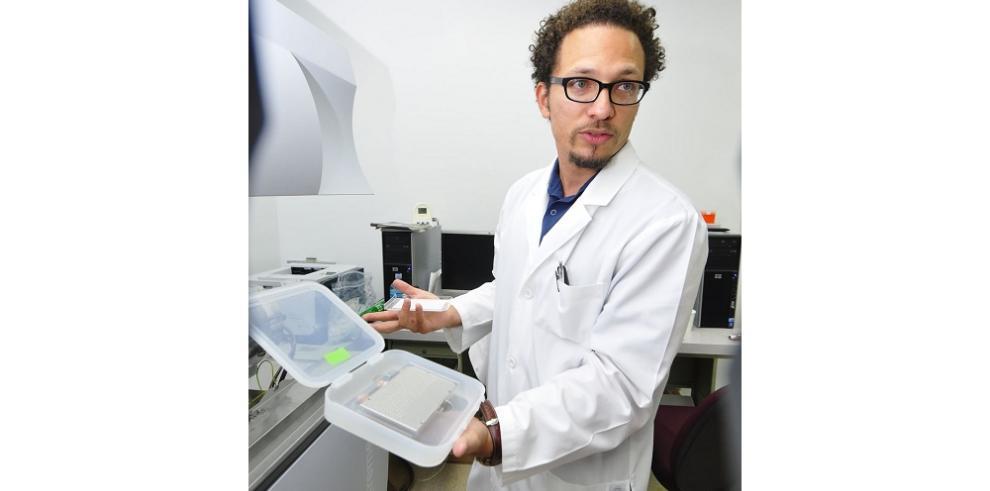 Biomateriales y células madre, ciencia local