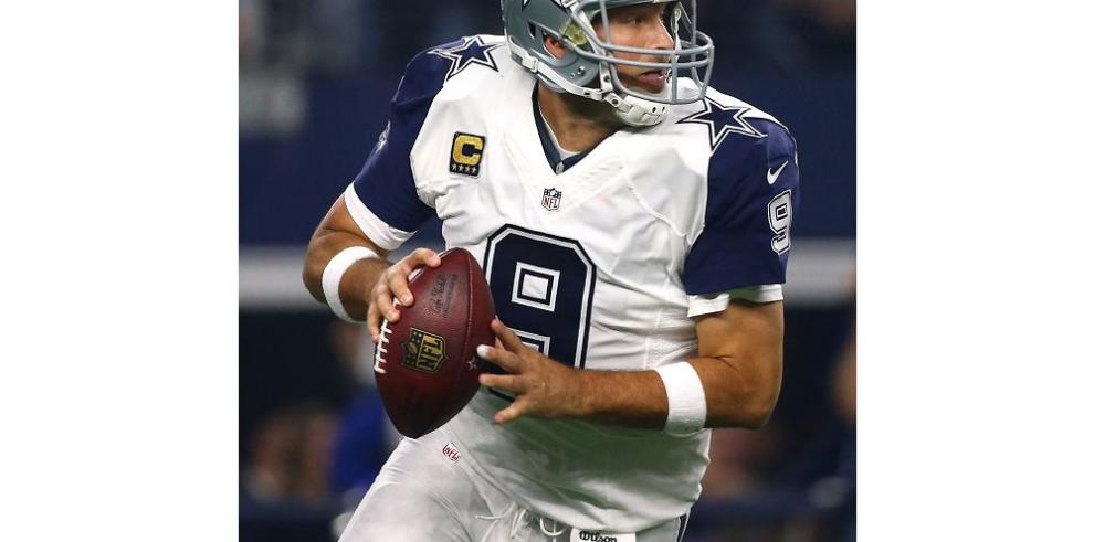 Cowboys ponen a Tony Romo en lista de los lesionados