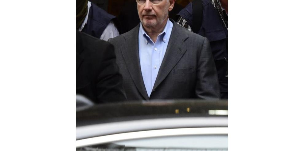 Detienen en España al exdirector del FMI