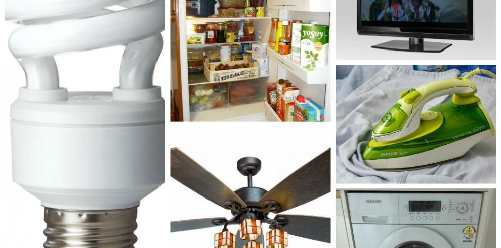 6 consejos para ahorrar energía eléctrica en el hogar