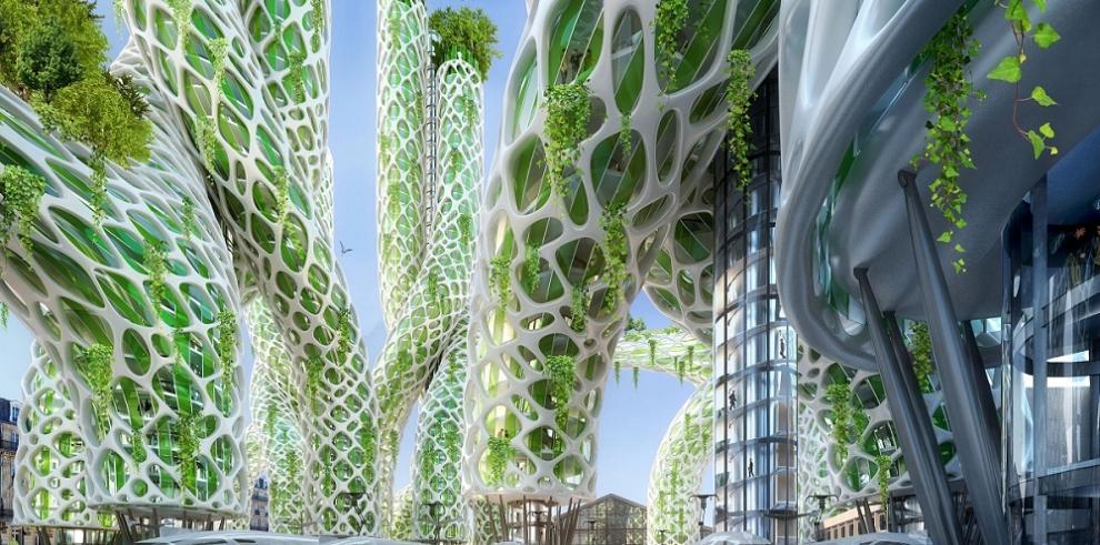 París 2050, de ciudad luz a ciudad verde