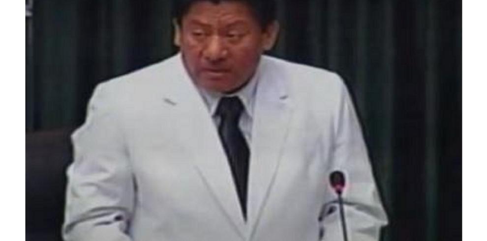 Ausencio Palacio, nuevo presidente de la bancada perredista