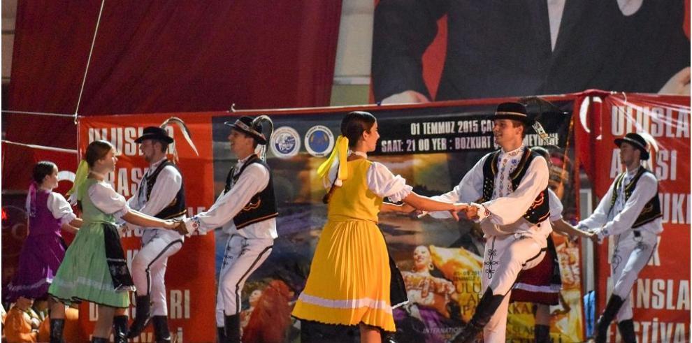 Festival de Baile Folklórico se inaugura