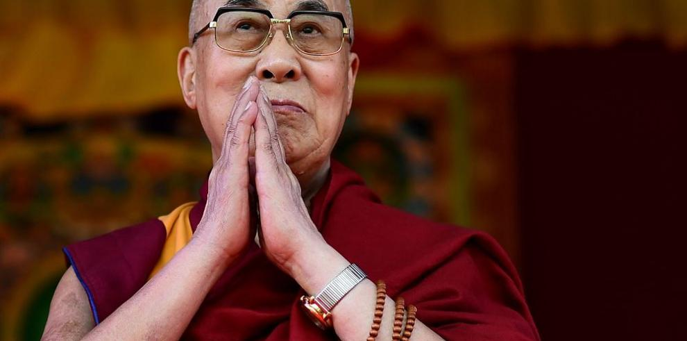 Artistas le hacen tributo al Dalai Lama