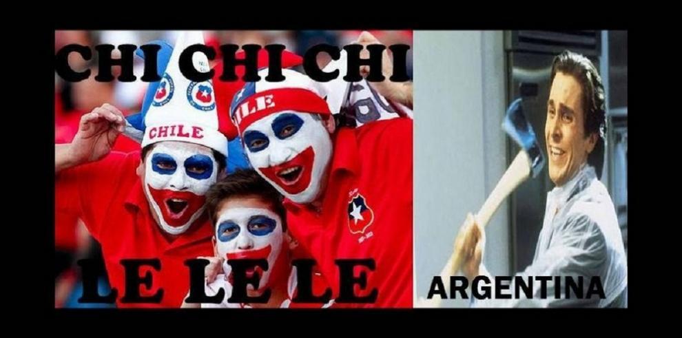 Memes previos a la final de la Copa América