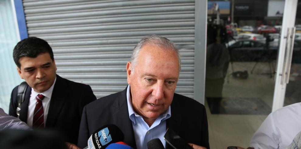 Vallarino regresaría el 15 de julio al edificio Avesa