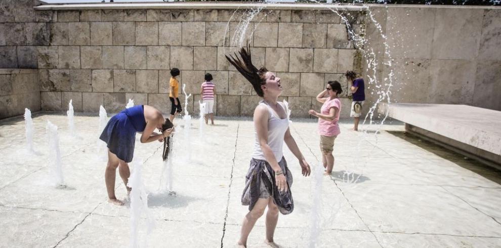Ola de calor atípica continuará en Europa, dice OMM