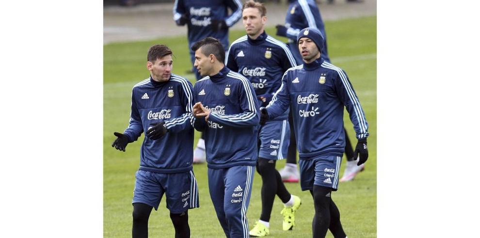 Argentina se blinda para disputar la gran final