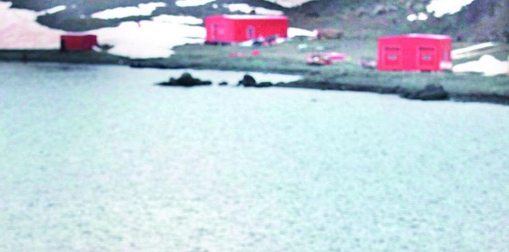La Antártida, un laboratorio para el estudio del cambio climático