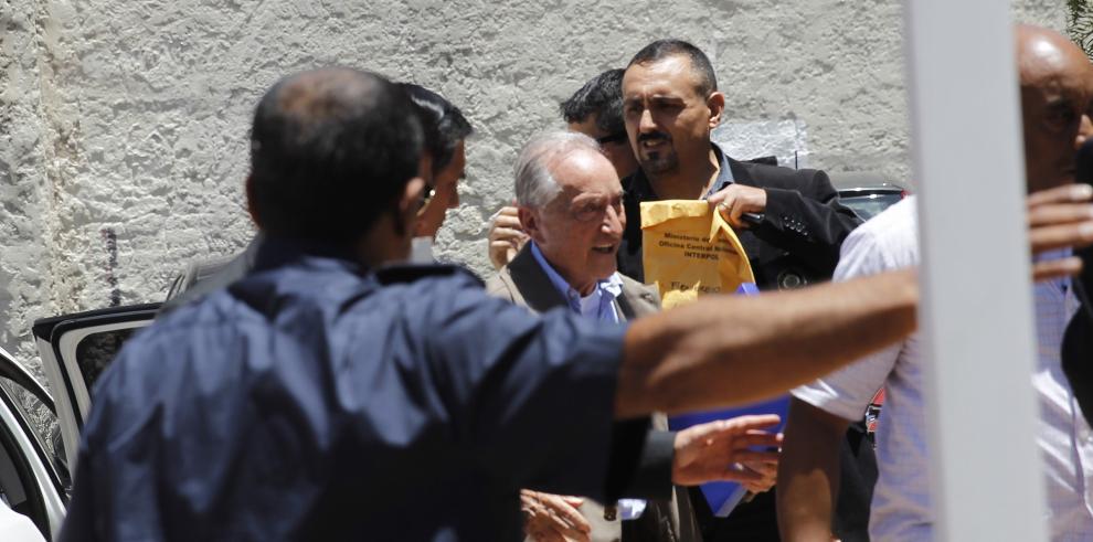 Expresidente de Conmebol llegó a Uruguay para ser enjuiciado