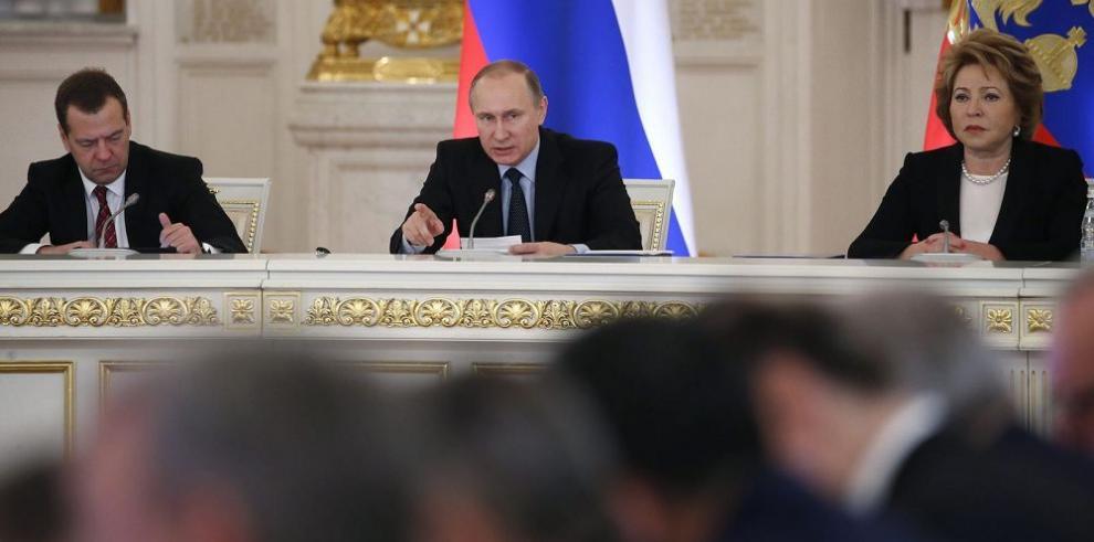 "Oenegés acusan a Rusia de posibles ""crímenes de guerra"""