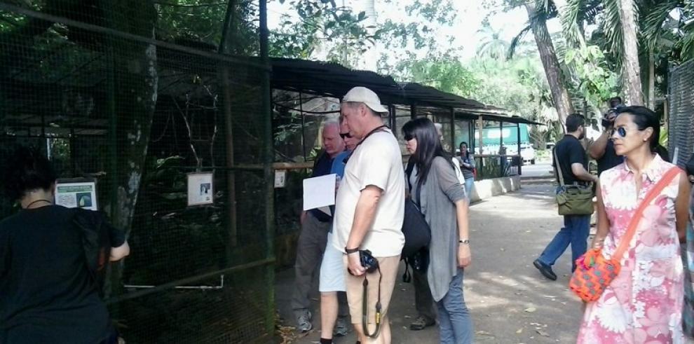 Vicealcaldesa se reúne con expertos para evaluar el Parque Summit