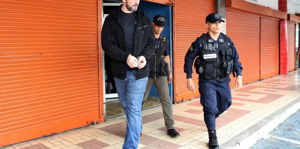 Juzgado le niega fianza al exministro Guillermo Ferrufino