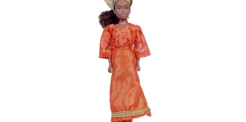 Una muñeca negra para recuperar el orgullo africano