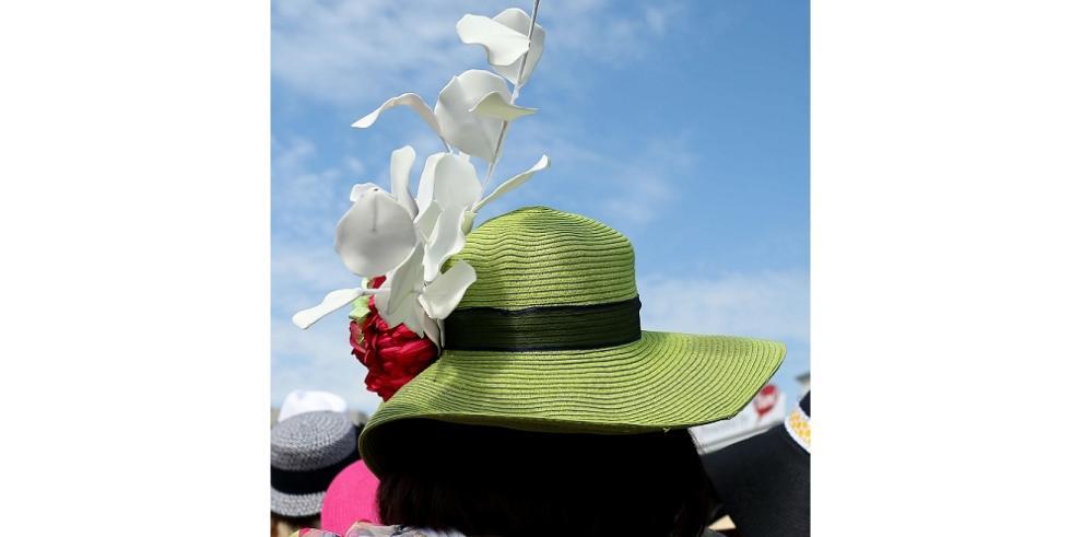 Kentucky Derby 2015 entre el glamour de los sombreros