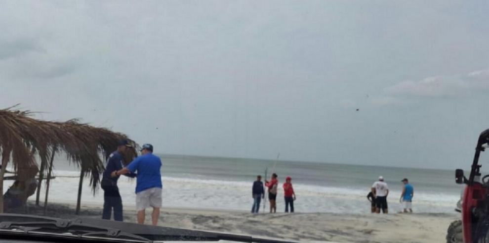 Playas del Pacífico con bandera roja tras alerta por oleajes