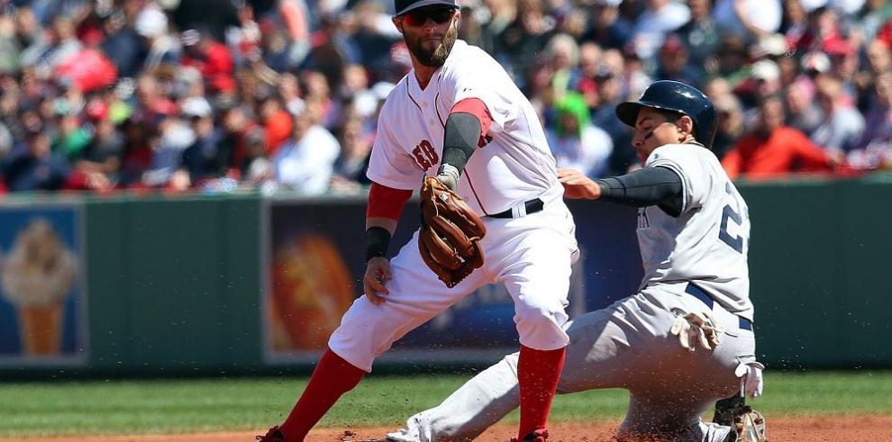 Gardner brilló en el triunfo de los Yanquis sobre Boston