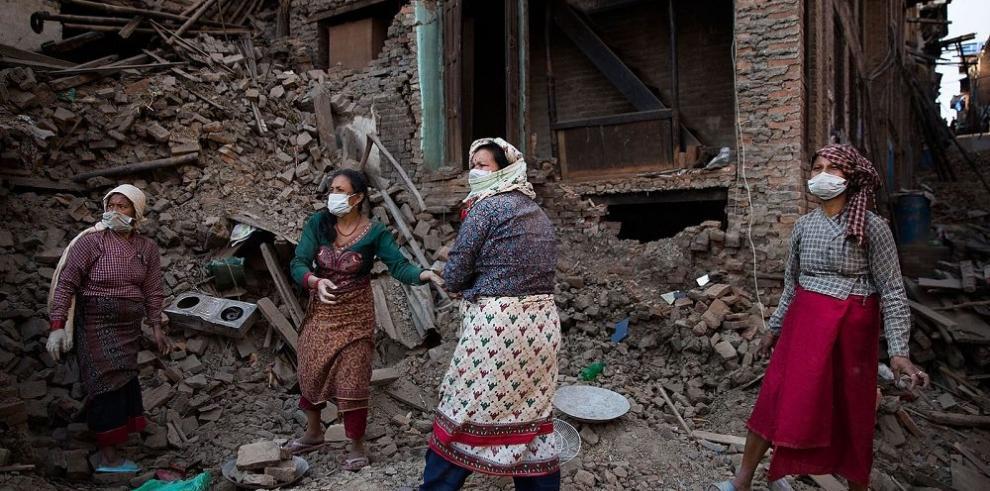 Actividad sísmica continúa en el mundo