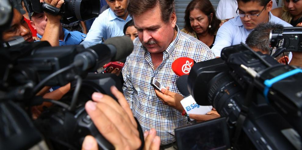 Suspenden audiencia contra Alejandro Garuz