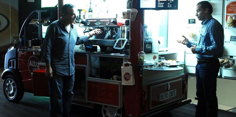 Panamá: puerta de entrada de franquicia francesa de café
