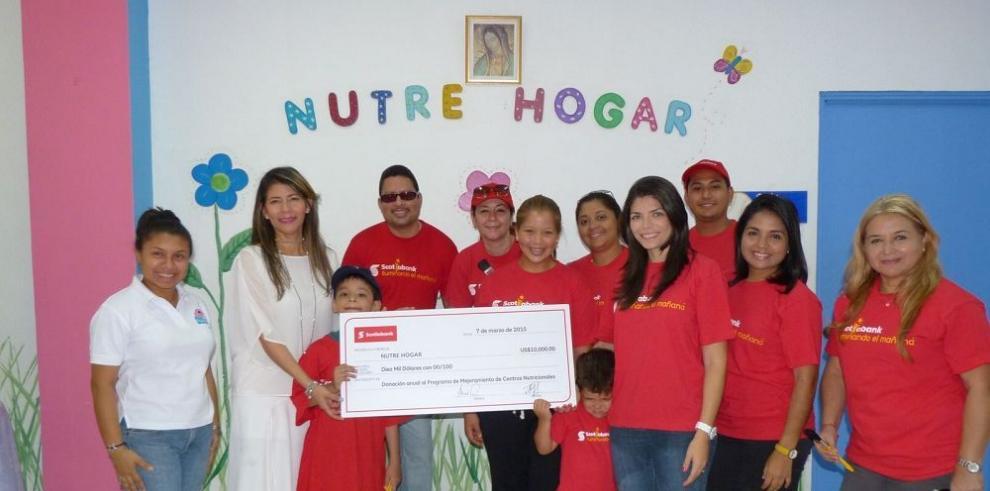 Apoyan programas de Nutre Hogar