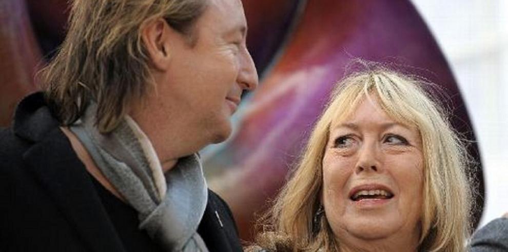 Muere a los 75 años la primera mujer de John Lennon, Cynthia Powell