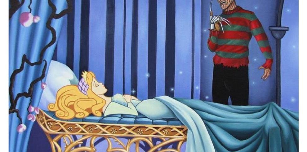 Princesas de Disney secuestradas por villanos famosos