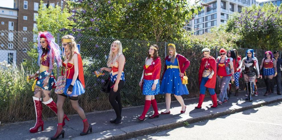 Los comics se toman las calles de Londres
