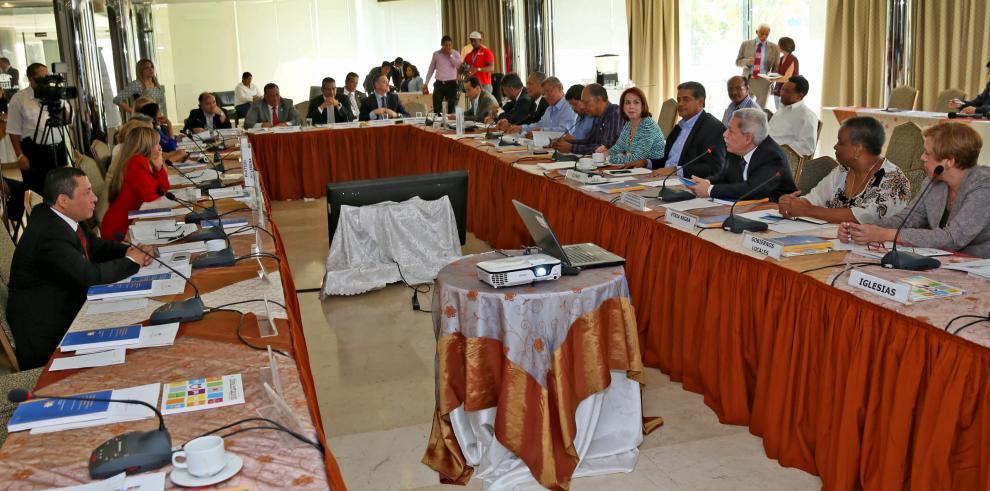 Se presentan aspirantes a secretario del Consejo de la Concertación