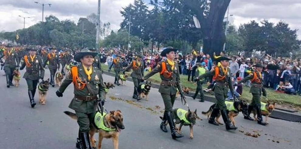 Colombia celebra Día de la Independencia