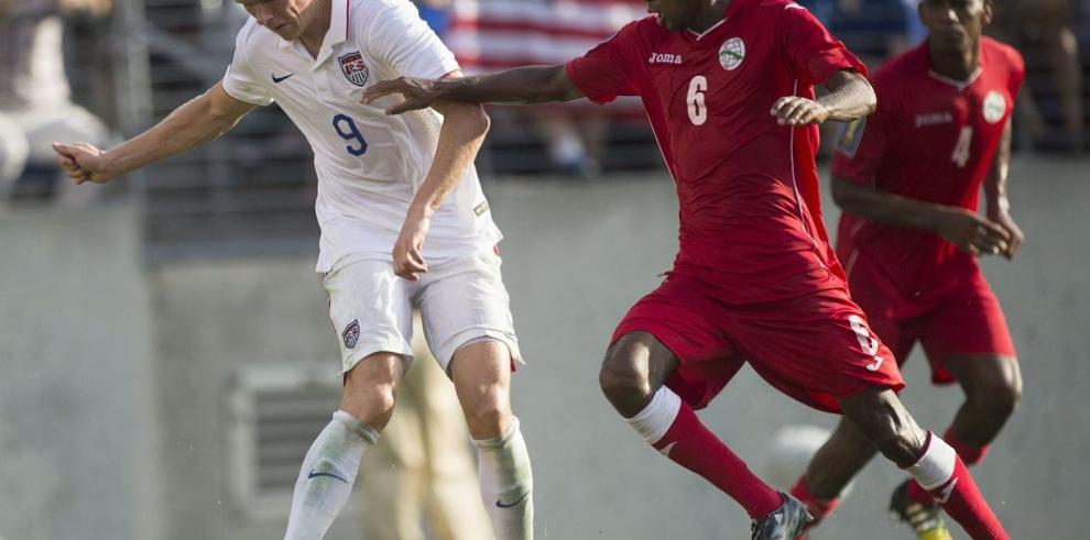 EE.UU. ya piensa en su duelo de semifinales ante Jamaica