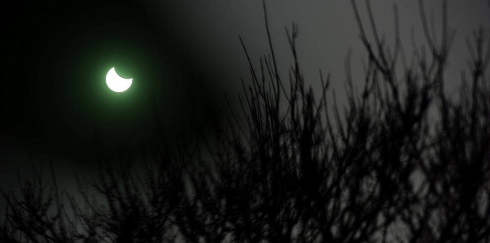 Europa se oscurece tras eclipse solar