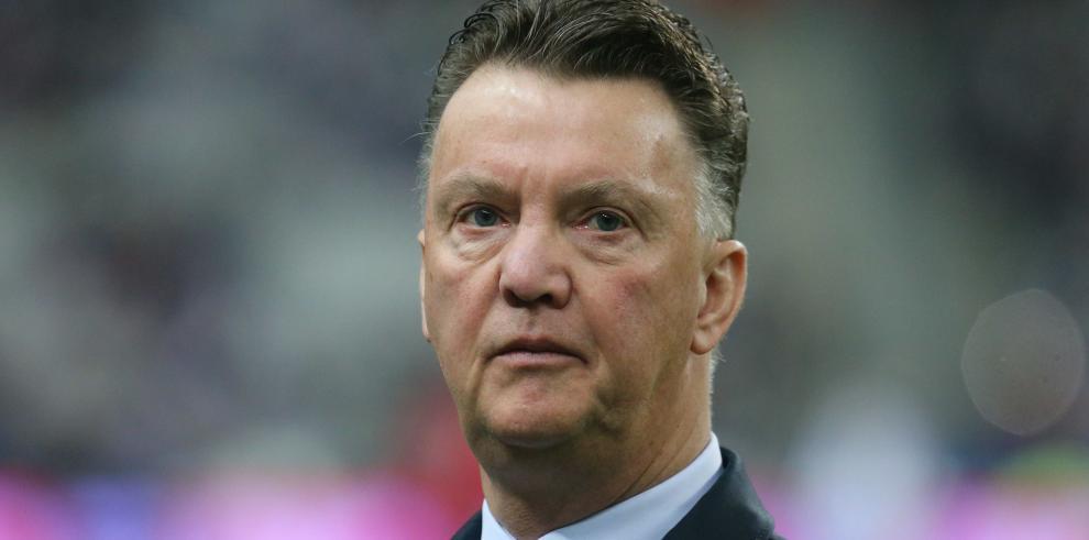 Van Gaal confirma que se retirará cuando deje el Manchester United