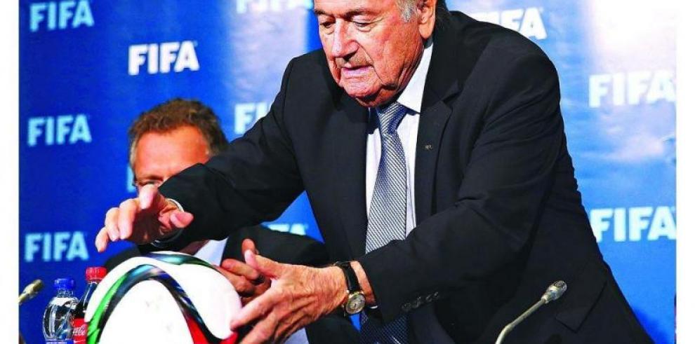 Panamá no votará por Joseph Blatter
