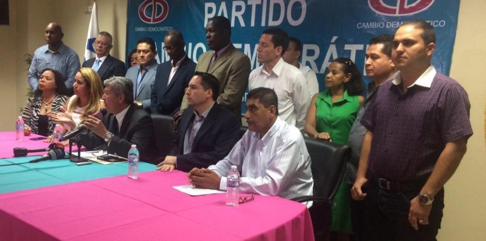 CD denuncia que más de 100 mil panameños han perdido su empleo