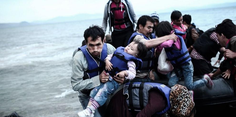 Europa pide a sus miembros recibir 40 mil refugiados