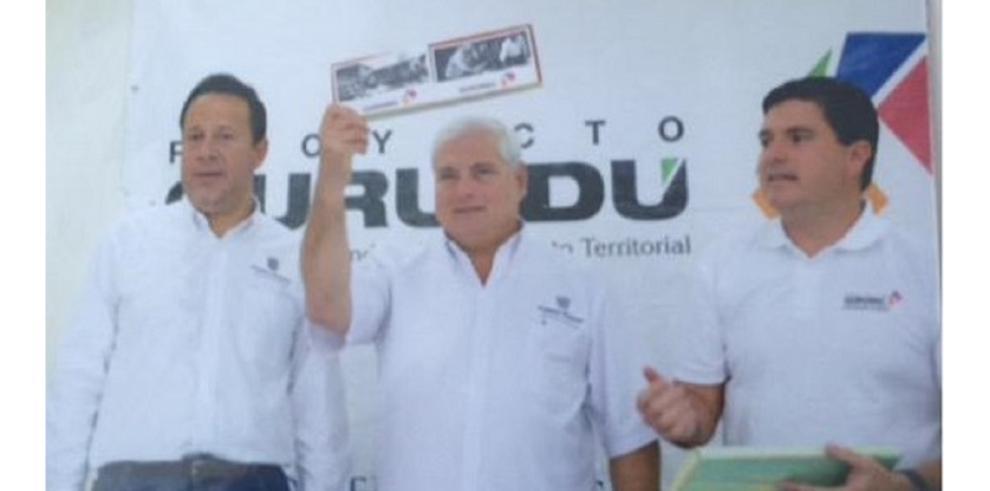 Expresidente Martinelli demuestra ser un fanático de los #TBT