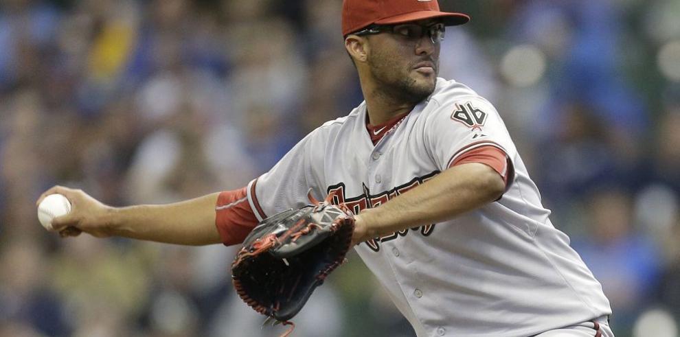 Delgado, el mejor panameño en MLB