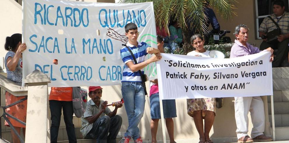 Exministro Quijano no acudió a citación judicial