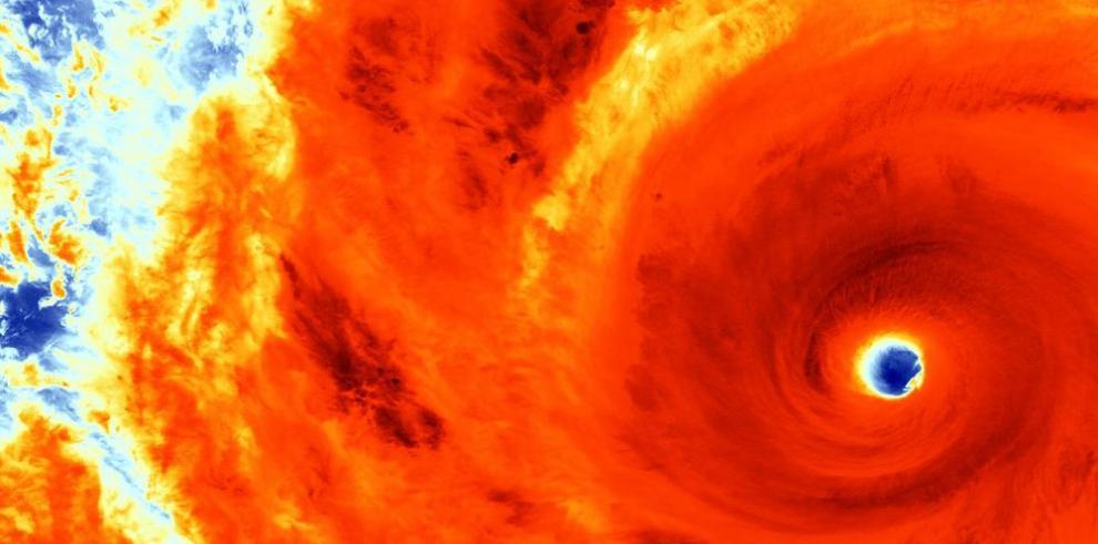 Tifón Soudelor, la peor amenaza del 2015