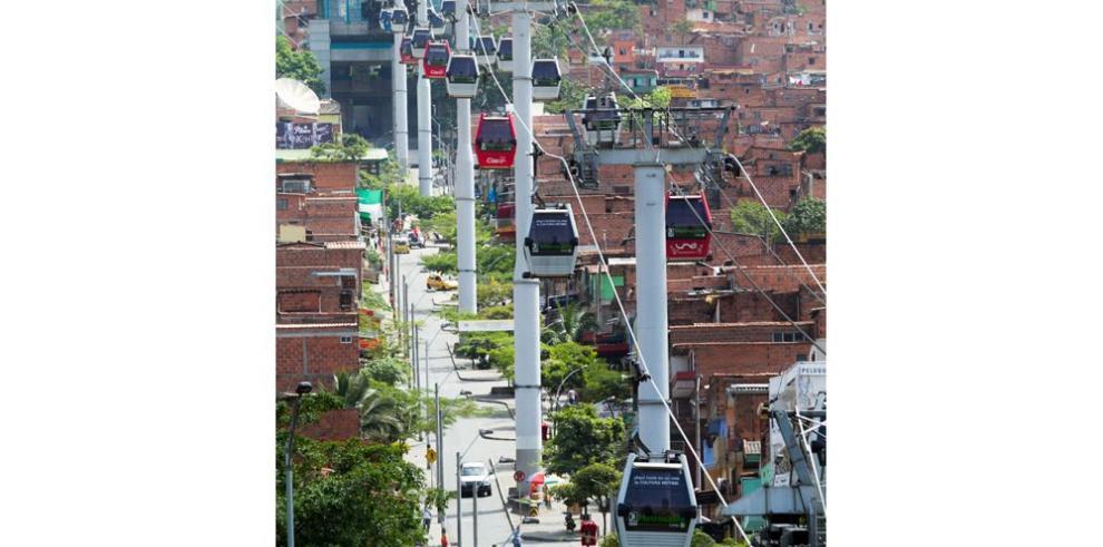Medellín, la ciudad del turismo, los negocios y el desarrollo social