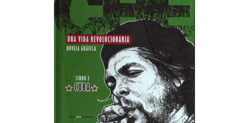 El Che Guevara en novela gráfica