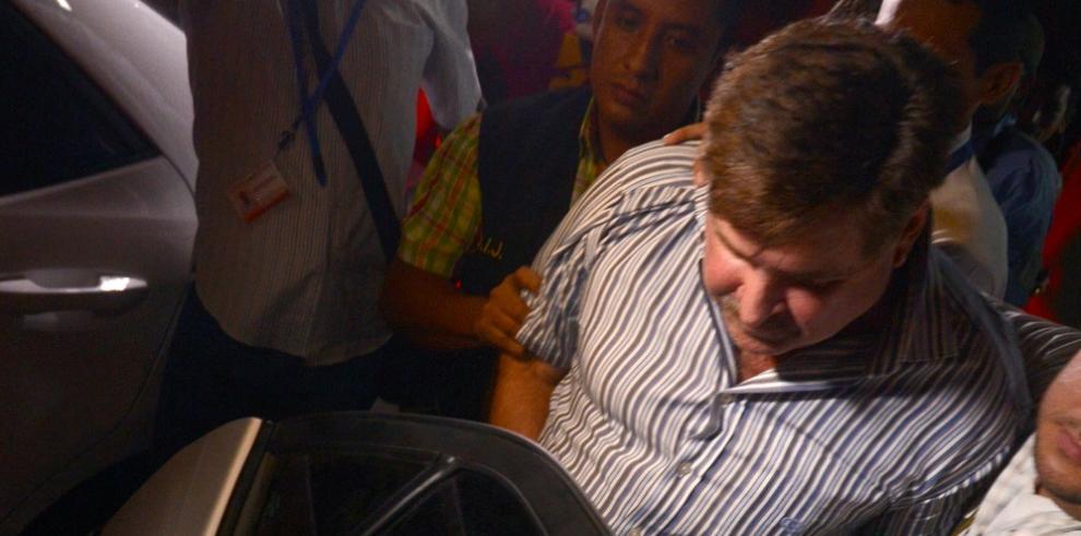 Gustavo Pérez y Alejandro Garuz, suspenden huelga de hambre