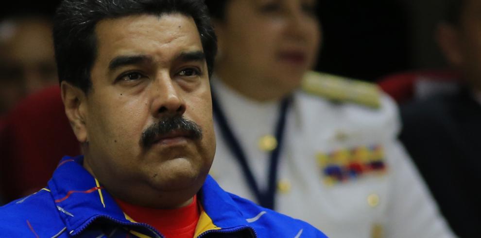 Maduro planeaba simular un atentado en su contra en Panamá